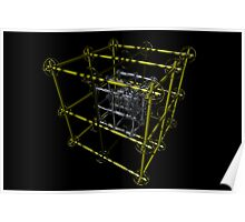 Cubenoid cages within cages Poster