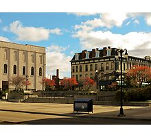 Downtown Sandusky Ohio Photographic Print