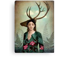 Forest Warrior Metal Print