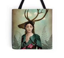 Forest Warrior Tote Bag