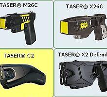 Taser Accessories - www.stunster.com by stunster