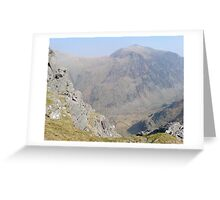 Snowdon Greeting Card