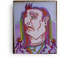 chief nu-sense Canvas Print