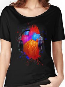 No Music - No Life Women's Relaxed Fit T-Shirt