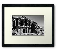 The Monastery Framed Print