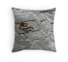 Quayside Throw Pillow