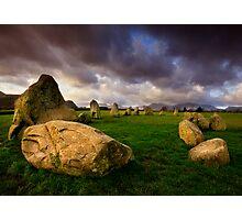 The Color of Magic : Cumbria Photographic Print