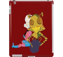Ant break iPad Case/Skin