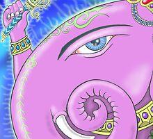 ganesha by mickeyspace