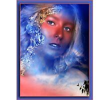 Composite Beauty Photographic Print