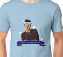 Wibbily Wobbily Timey Wimey Unisex T-Shirt