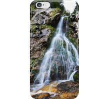 Varciorogului waterfall in Romania iPhone Case/Skin
