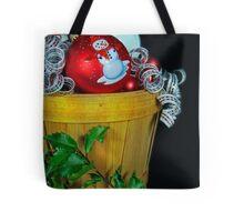 Holly Holiday Tote Bag