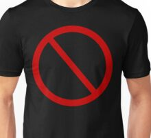 anti anti Unisex T-Shirt