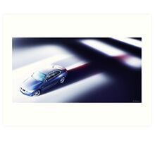 BMW 328i Coupe Art Print