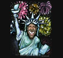 Obama New Year Unisex T-Shirt