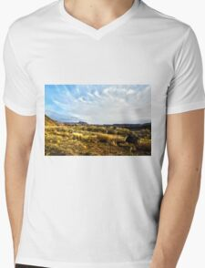 Countryside Mens V-Neck T-Shirt