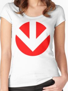 going down Women's Fitted Scoop T-Shirt
