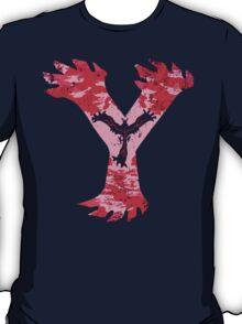Yveltal Pokemon Y T-Shirt