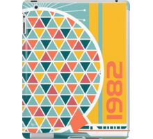 Epcot - 1982 iPad Case/Skin