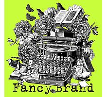Creative Typewriter by Fancy Brand Photographic Print