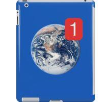 Earth Note. iPad Case/Skin