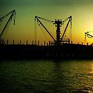 "Nautical sunset by "" RiSH """