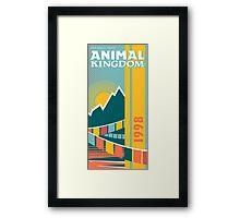 Animal Kingdom - 1998 Framed Print