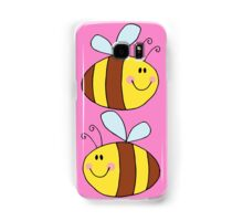 Cute Bumble Bee Drawing  Samsung Galaxy Case/Skin
