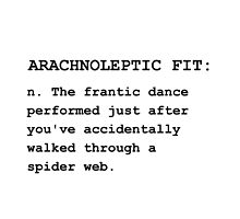 Arachnoleptic Fit by TheBestStore