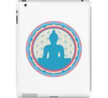 Meditating Buddha iPad Case/Skin