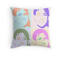 Jim  Throw Pillow