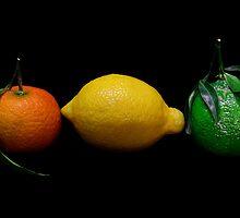 LOL! ( lemon,Orange,Lime) by jerry  alcantara