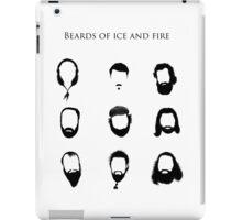 Beards of Ice and Fire iPad Case/Skin