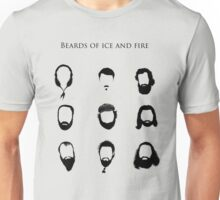 Beards of Ice and Fire Unisex T-Shirt