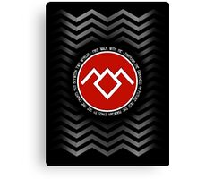 Twin Peaks - Fire Walk with me Canvas Print