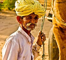 Camel driver by mrjaws