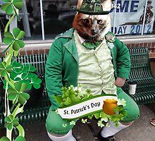 Happy St. Patricks day by vigor
