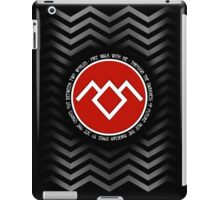Twin Peaks - Fire Walk with me iPad Case/Skin