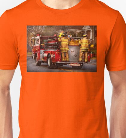 Fireman - Metuchen Fire Department  Unisex T-Shirt