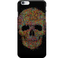 Acid Skull iPhone Case/Skin