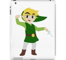 Wind Waker Link iPad Case/Skin
