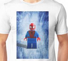 Lego Spiderman - Custom Artwork & Photography Unisex T-Shirt