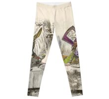 Alice in Wonderleggings Leggings