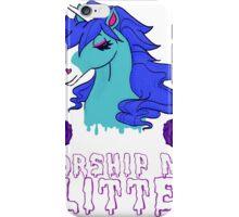Smug Unicorn iPhone Case/Skin