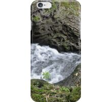 Behind the Waterfall of Love iPhone Case/Skin