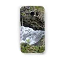 Behind the Waterfall of Love Samsung Galaxy Case/Skin