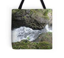 Behind the Waterfall of Love Tote Bag