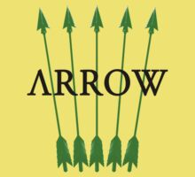 Green Arrow Kids Tee