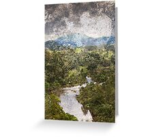 Manning River Greeting Card